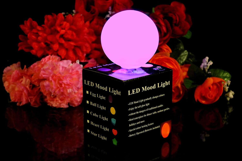 Runde farbwechsel LED Lampe Leuchte -