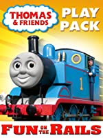 Thomas And Friends Fun On The Rails Playpack Season 1