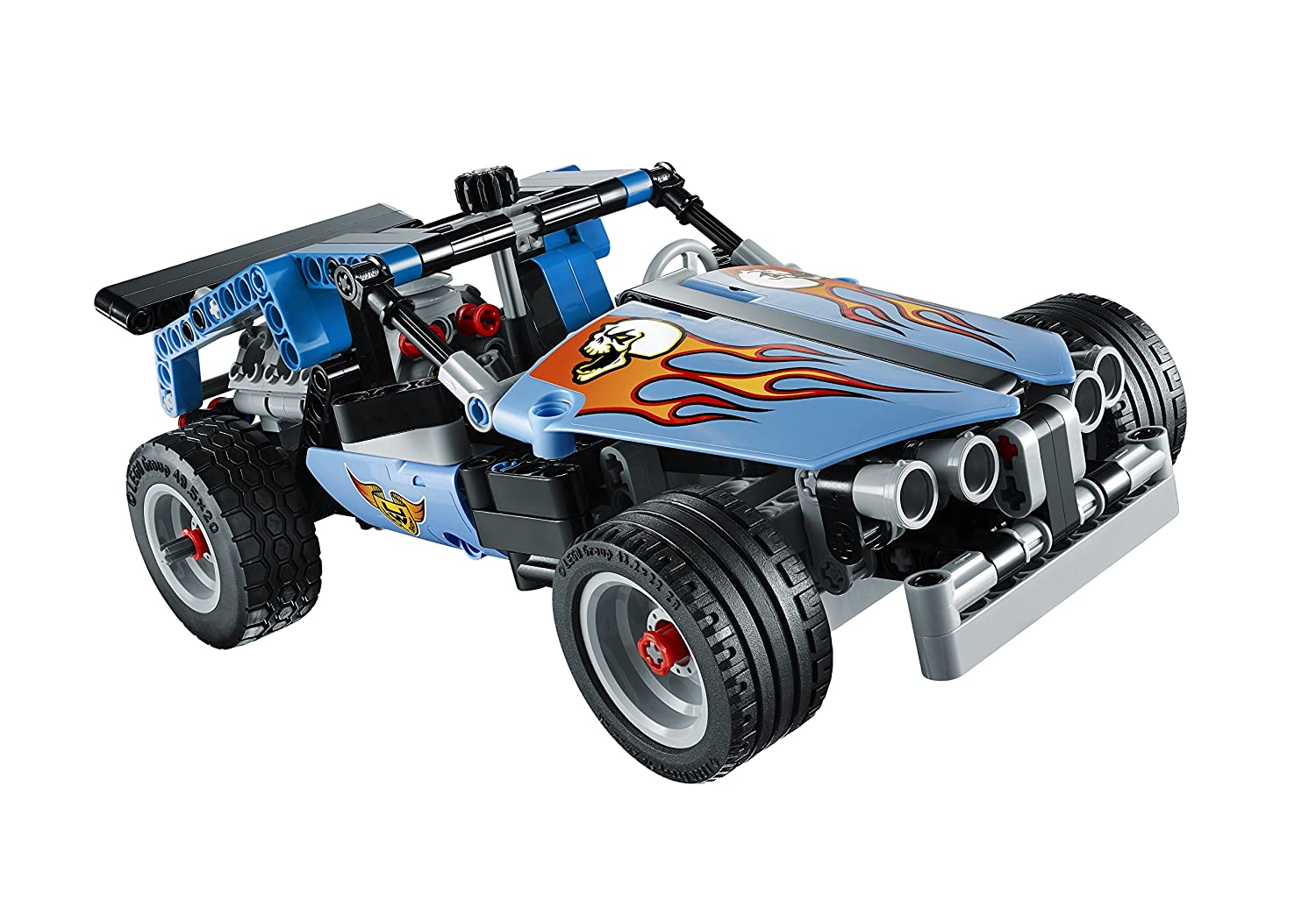 lego technic 42022 hot rod model kit new free shipping. Black Bedroom Furniture Sets. Home Design Ideas