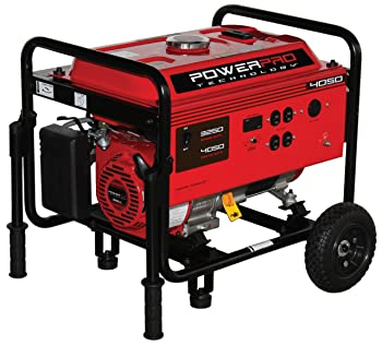 PowerPro 56405 3250/4050 Watt Portable Generator