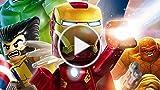 CGR Trailers - LEGO MARVEL SUPER HEROES Gamescom 2013...