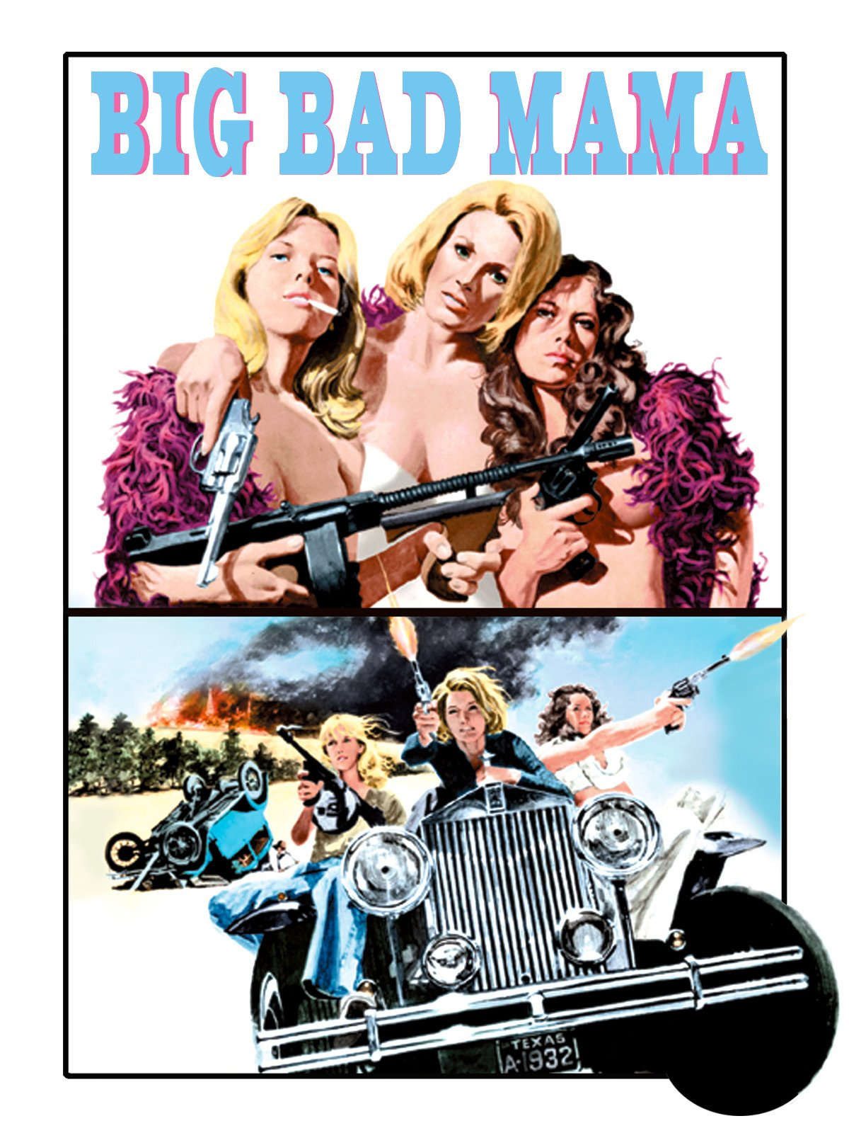 Big Bad Mama on Amazon Prime Video UK
