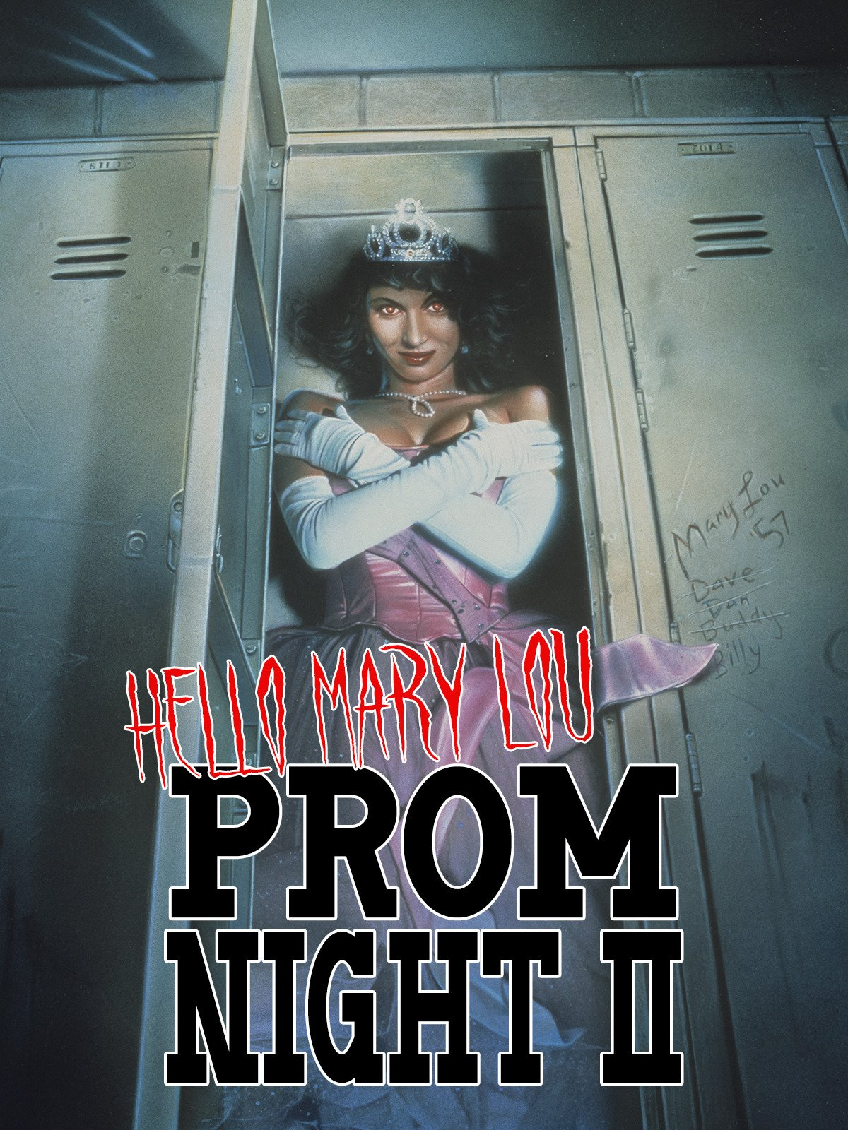 Prom Night 2: Hello Mary Lou on Amazon Prime Video UK