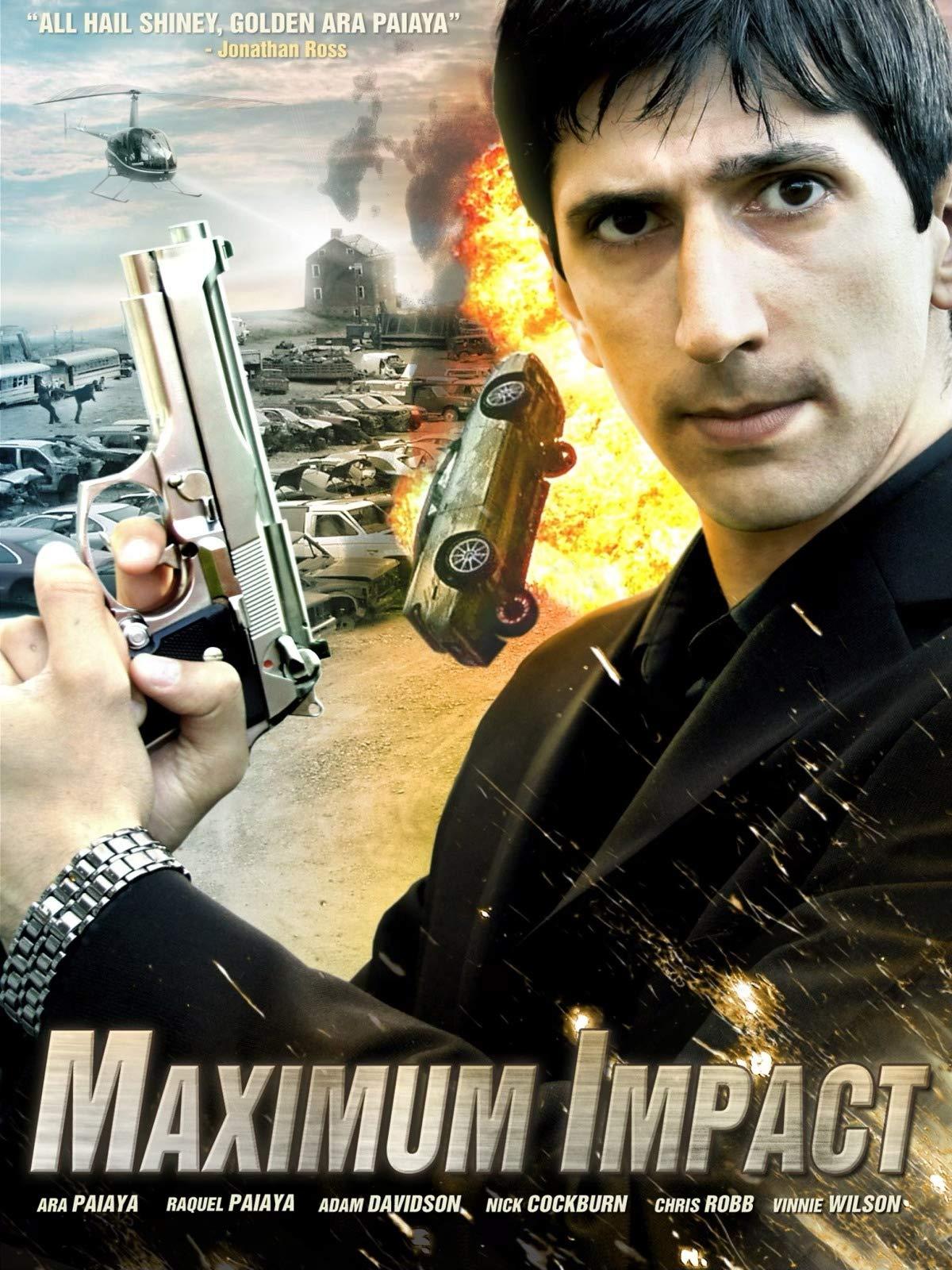 Maximum Impact on Amazon Prime Video UK