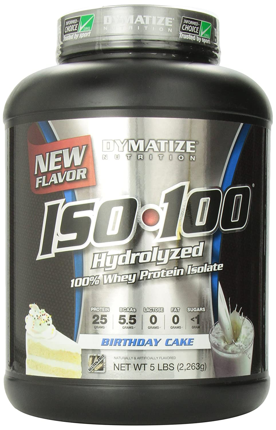 Dymatize ISO 100 Hydrolyzed