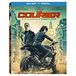 Courier, The (2019) [Blu-ray]