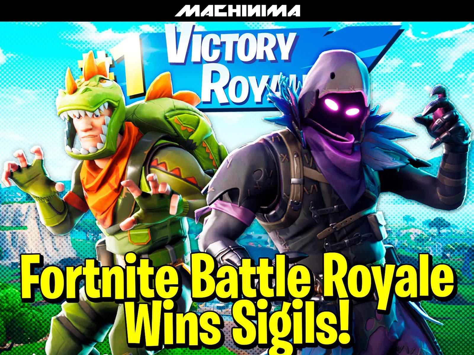 Clip: Fortnite Battle Royale Wins - Season 1