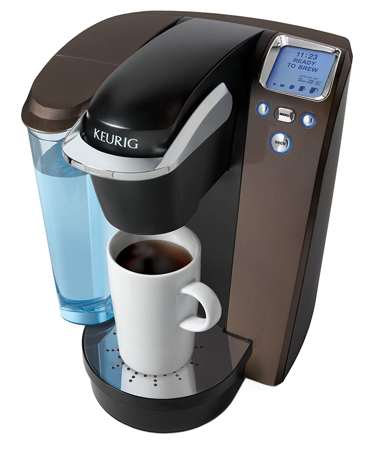 Keurig Coffee Maker Not Enough Water : Keurig K75 Platinum Edition Coffeemaker Programmable Brewing System, Black eBay