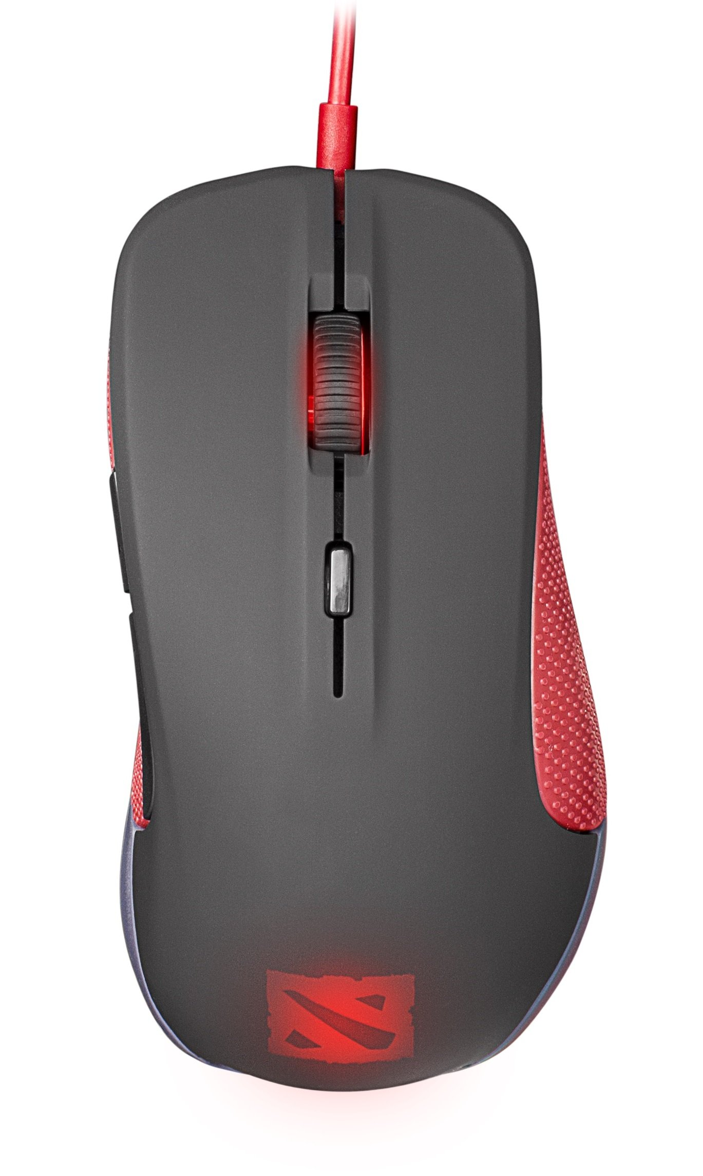 SteelSeries Rival Optical Mouse Dota 2 Edition ゲーミングマウス 62273