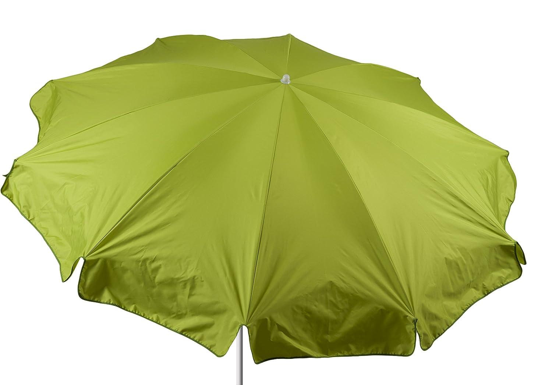 beo Sonnenschirme wasserabweisender, rund, Durchmesser 240 cm, hellgrün kaufen
