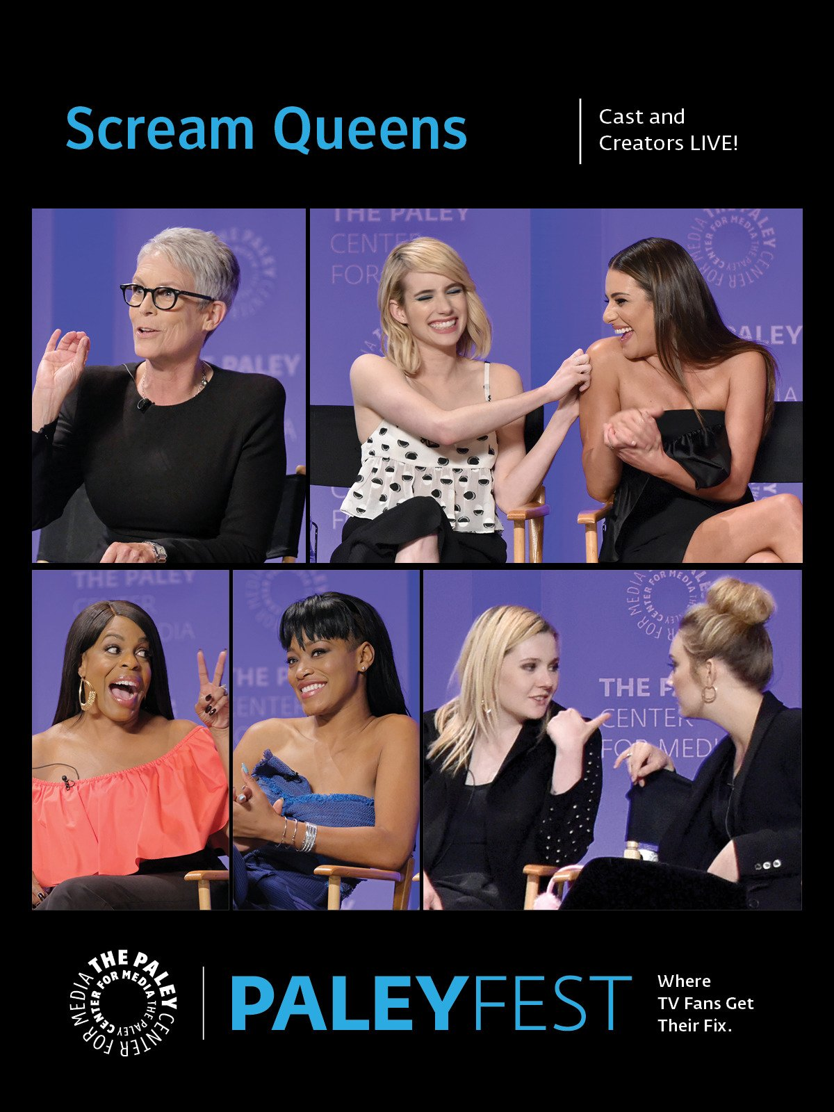 Scream Queens: Cast and Creators PaleyFest