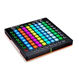 Novation Launchpad Pro Professional 64-Pad Grid Performance Instrument for Ableton with MIDI I/O (Color: Black)