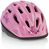 TeamObsidian Kids Bike Helmet [ Pink Octopus ] – Adjustable from Toddler to Youth Size, Ages 3-7 - Durable Kid Bicycle Helmets with Fun Aquatic Design Girls Will Love - CSPC Certified - FunWave (Color: Pink Octopus)