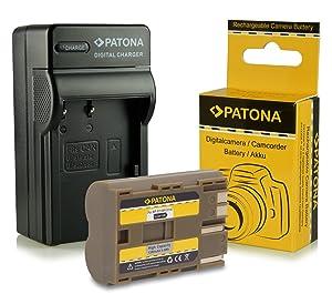 Cargador + Batería BP-511 para Canon PowerShot G1   G2   G3   G5   G6   Pro1   Pro 90 IS   EOS 5D   50D   10D   20D   20Da   30D   40D   300D   D10   D30   D60  Camcorder MV30   MV30i   MV300   MV300i   MV400   MV430i   MV450   MV450i   MV500   MV500i   MV530i   MV550i   Optura 10   100MC   20   200MC   Pi y mucho más...  Electrónica Comentarios de clientes y más información