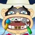 Crazy Little Dentist Office - The Ranger - Fun FREE Virtual Kids Game by Fat Free Apps