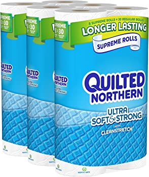 24-Pack Quilted Northern Bath Tissue