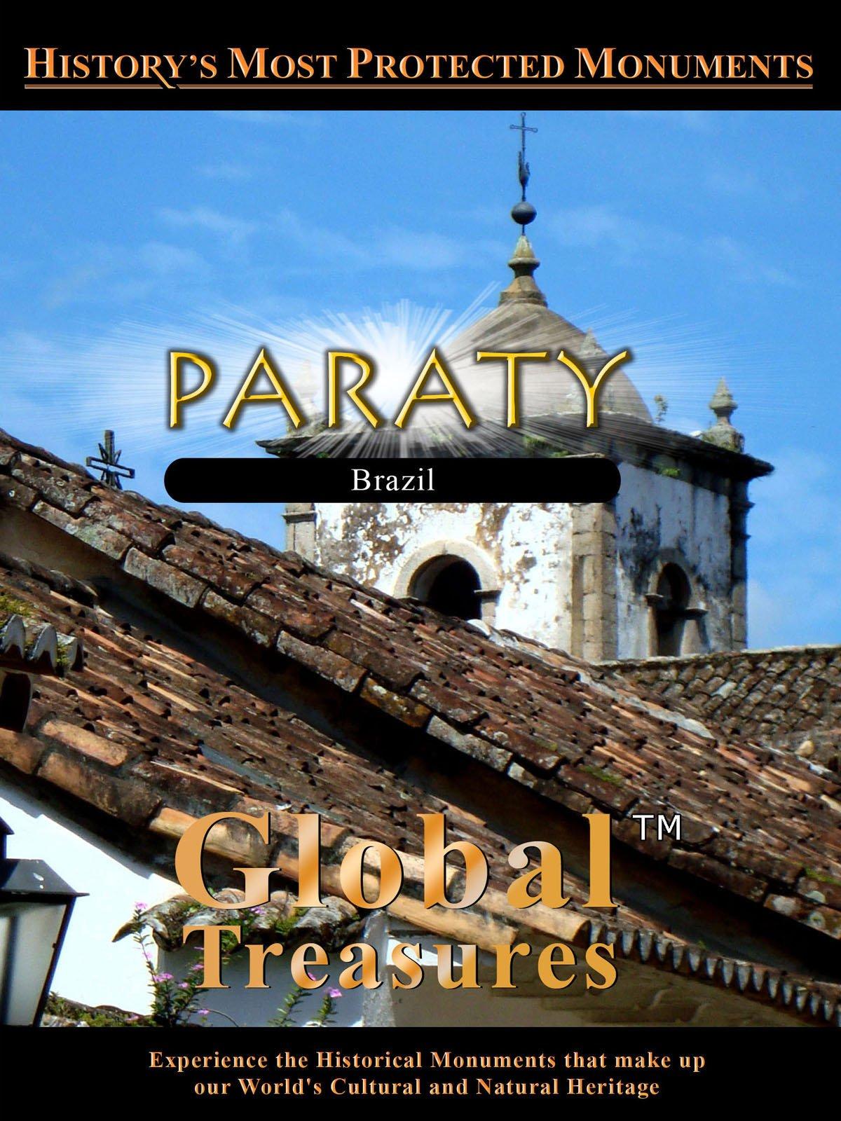 Global Treasures - Paratay, Brazil on Amazon Prime Video UK