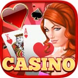 Casino League - Live Texas Holdem Poker, Slots, Blackjack Games