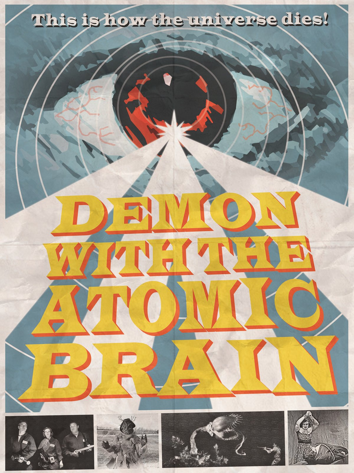 Demon with the Atomic Brain