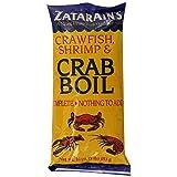 Zatarain's New Orleans Style Crawfish, Shrimp & Crab Boil, 16 oz (Pack of 12)