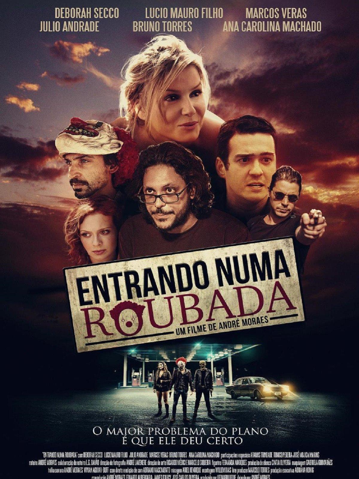 Entrando Numa Roubada on Amazon Prime Video UK