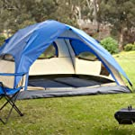 Review of Periapsis 4 Instant Tent