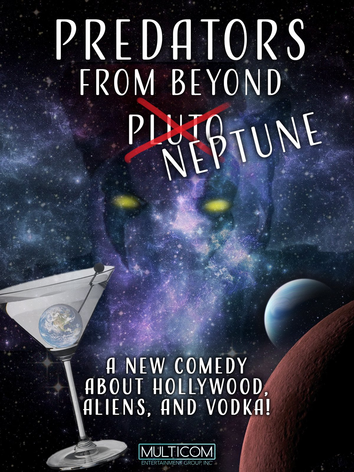 Predators from Beyond Neptune on Amazon Prime Instant Video UK