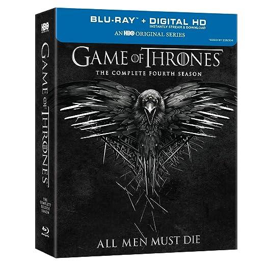 Game of Thrones: Season 4 (Blu-ray/DVD Combo + Digital Copy)
