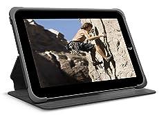 【日本正規代理店品】URBAN ARMOR GEAR iPad mini/iPad mini Retinaディスプレイモデル用フォリオケース SCOUT ブラック UAG-IPDMF-BLK
