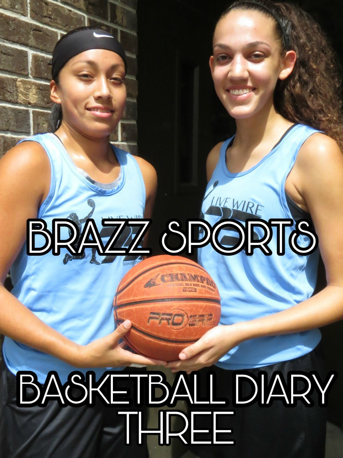 Brazz Sports Basketball Diary Three