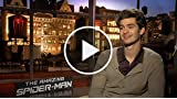 The Amazing Spider-Man - Interview with Andrew Garfield...