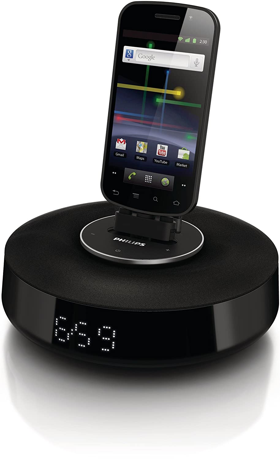 top 10 best portable mp3 audio docks for android smartphones 2016 on flipboard. Black Bedroom Furniture Sets. Home Design Ideas