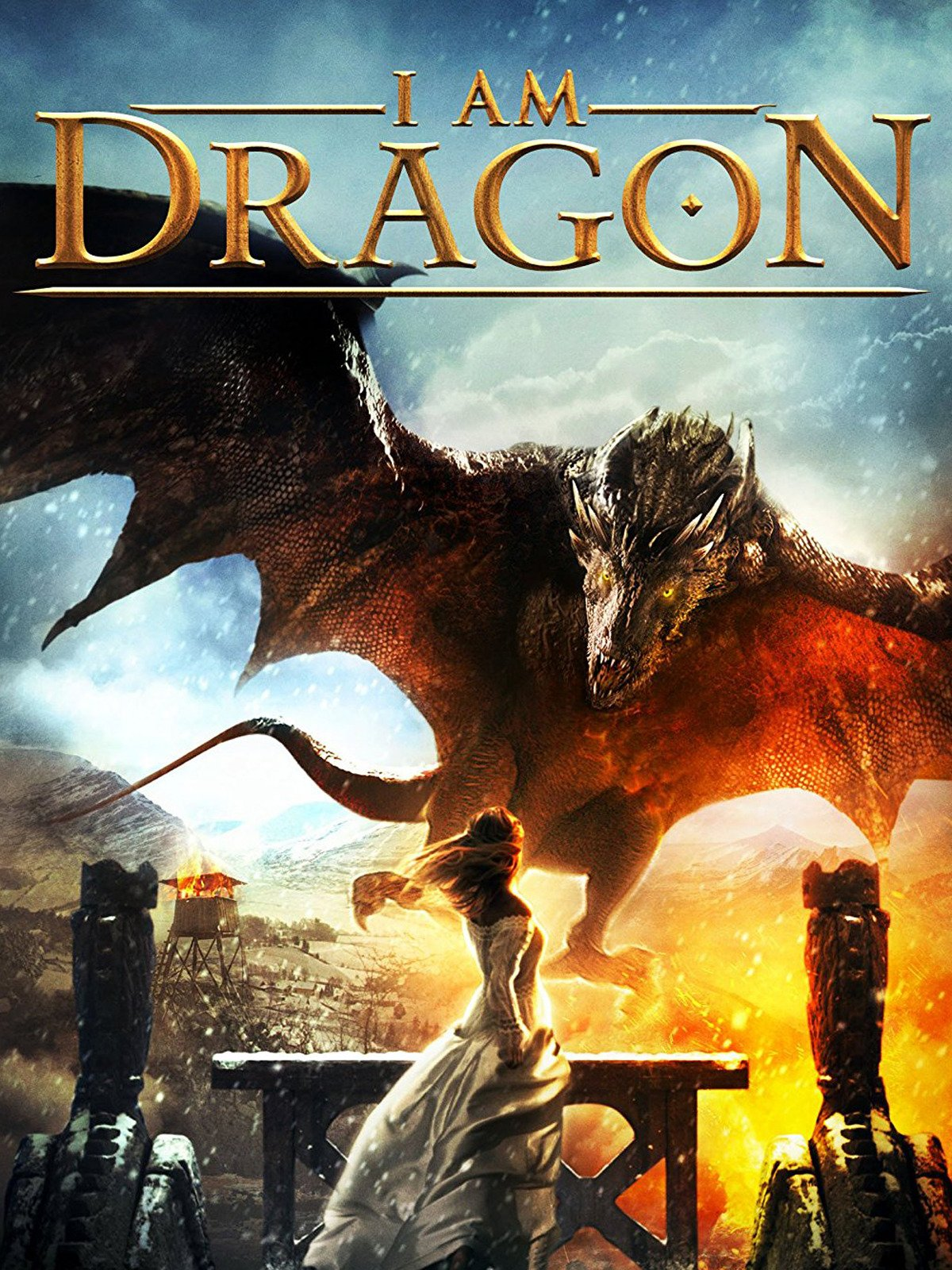 I Am Dragon on Amazon Prime Instant Video UK