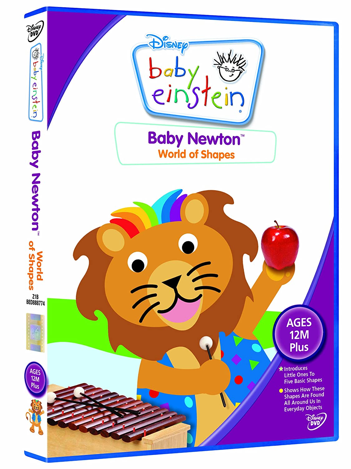 The Gallery For Gt Baby Newton Dvd
