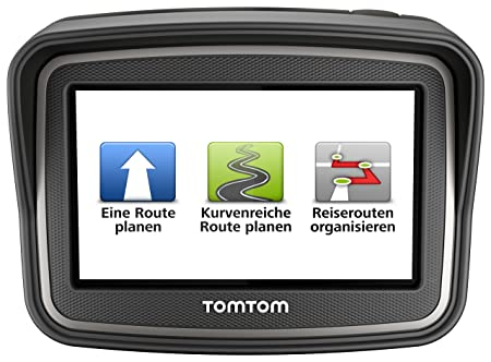 TomTom Rider Premium Pack Cartographie à vie Europe 45 (1GD0.002.01)