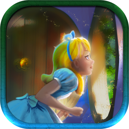 Alice - Behind the Mirror - Kindle Fire Edition (Interactive Games compare prices)