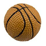 GlideRite Hardware 1065-BB-1 Type: Cabinet Hooks Basketball Hand-Painted Realistic Sports Knob