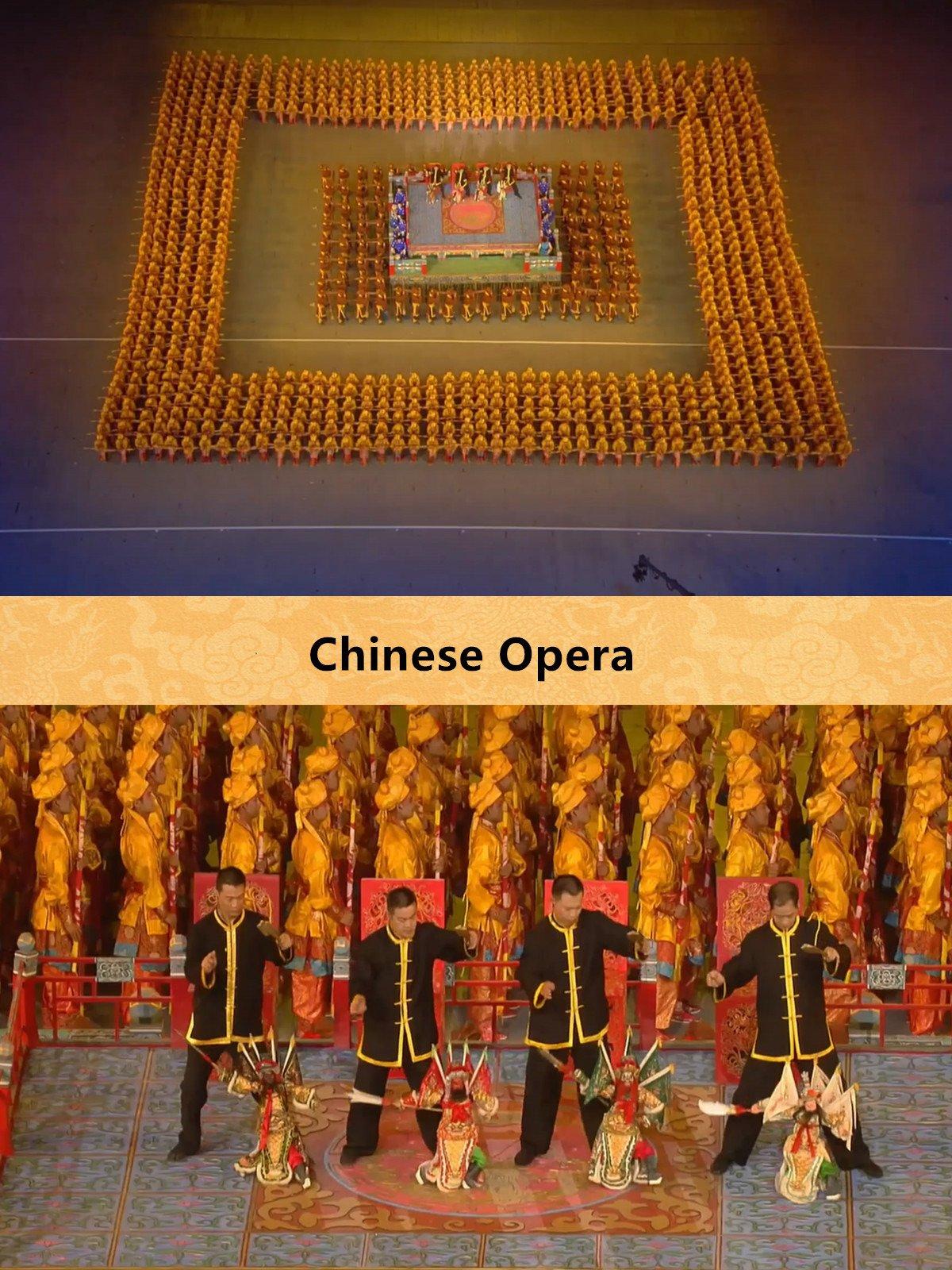 Clip: Chinese Opera