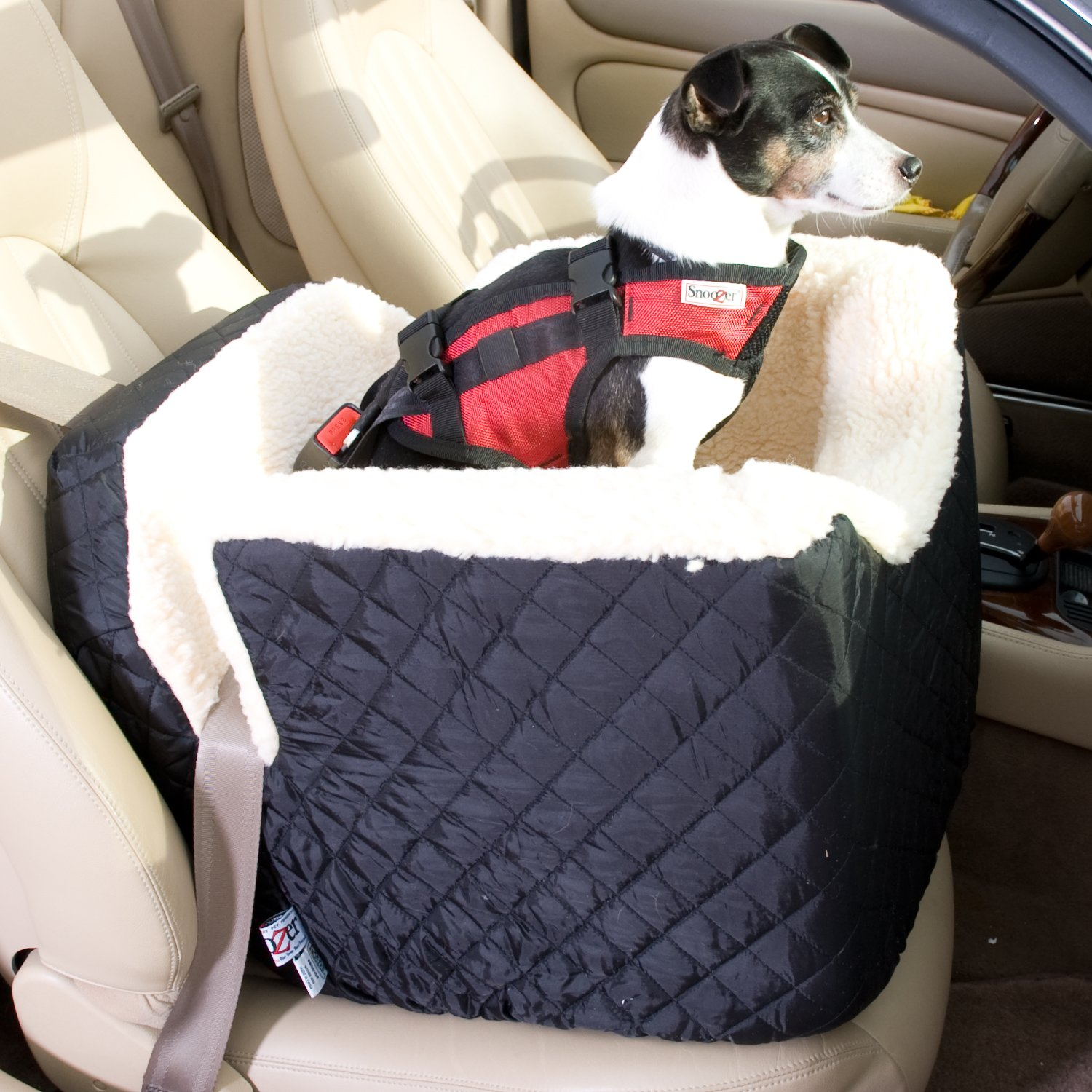 best enclosed pet car seat cover no headrest reviews 2016 and 2015. Black Bedroom Furniture Sets. Home Design Ideas