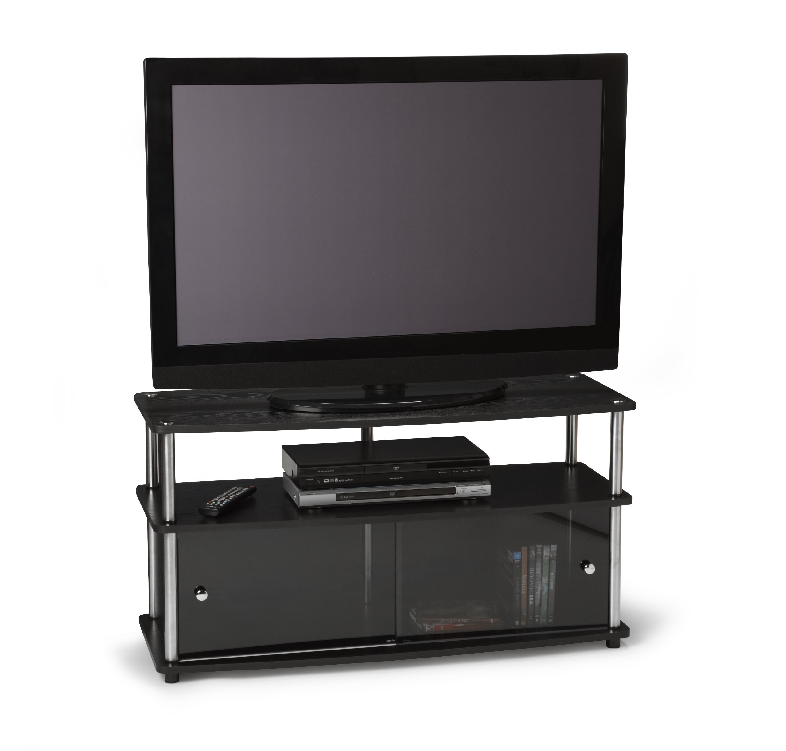 Convenience Concepts Designs2Go Plasma TV Stand For Flat