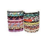 Goldenlines 12 Random Mix Bracelets Nepal bracelets Roll On Bracelet (SET OF 12)