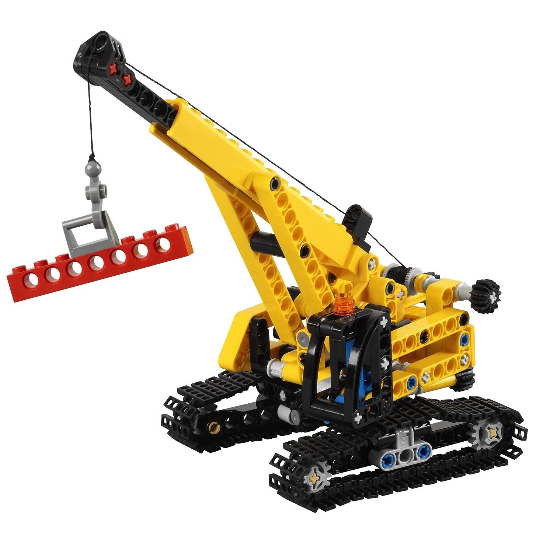 lego technic gru a cingoli 9391