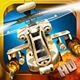 CHAOS Combat Copters HD -­#1 Multiplayer Helicopter Simulator