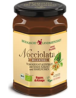Rigoni di Asiago Nuss-Nougat-Aufstrich ~Nocciolata~ 700g vegan glutenfrei