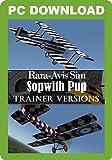 Rara-Avis Sim Sopwith Pup - Trainer Versions [Download]