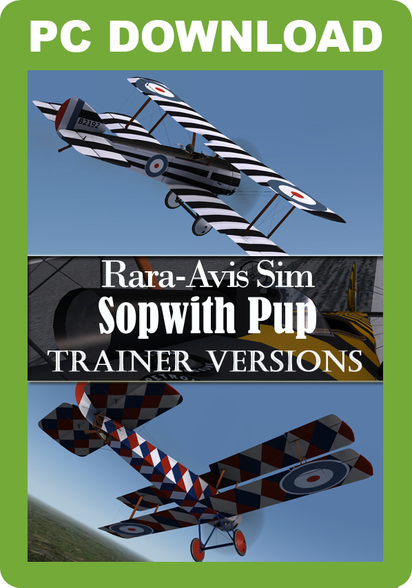 rara-avis-sim-sopwith-pup-trainer-versions-download