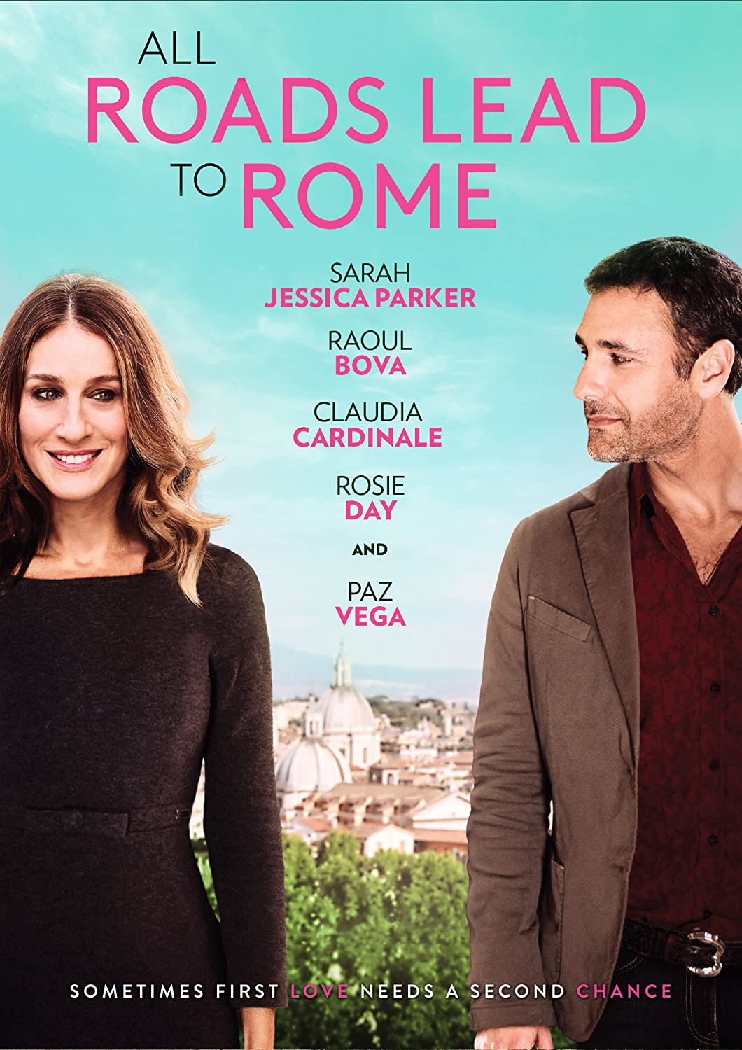 All Roads Lead to Rome (2016)