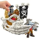 Fisher-Price Imaginext Billy Bones' Boat