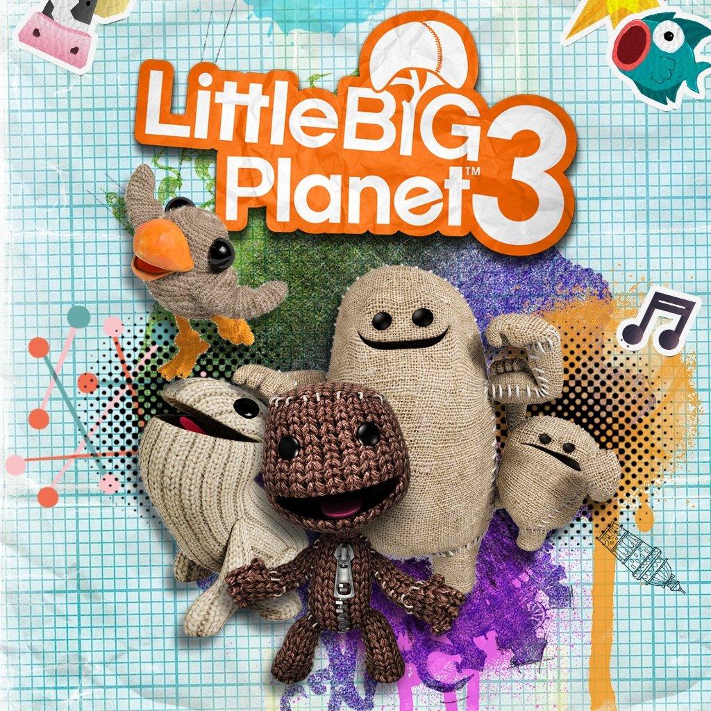 LittleBigPlanet 3 - PS3 [Digital Code]