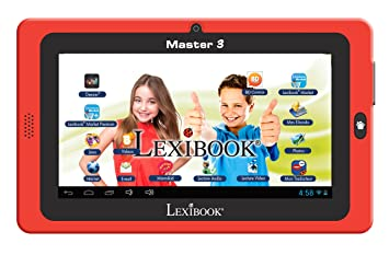 Lexibook - MFC163FR - Jeu Electronique - Tablet Master 3